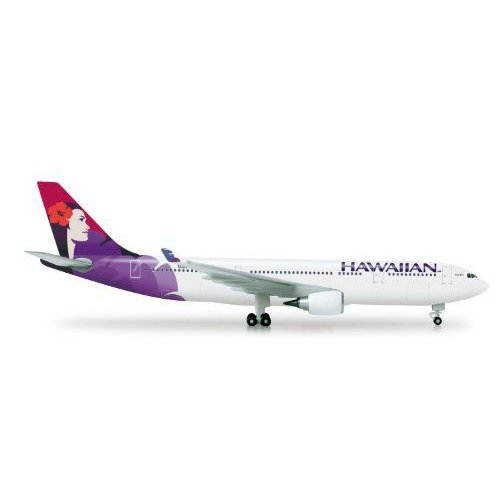 Herpa HAWAIIAN A330-200 1/500 プラモデル 模型 モデルキット おもちゃ