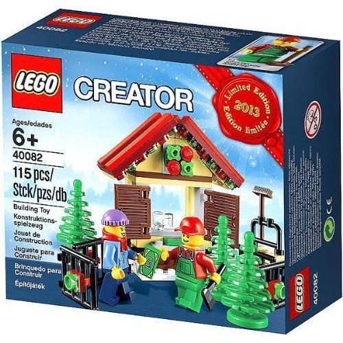 【限定品】LEGO 40082 2013 Limited Edition Holiday Set