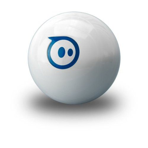 【iPhoneやスマホ、タブレットで操作して遊べるボール! 】Sphero Robotic Ball
