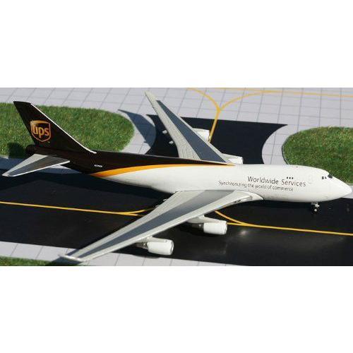1: 400 ジェミニジェット UPS ボーイング 747-400F New Colors