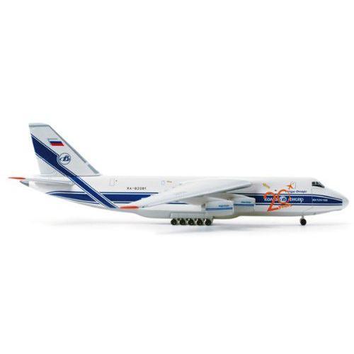 1: 500 ヘルパウィング Volga-Dnepr Antonov AN-124 20 Years Colors