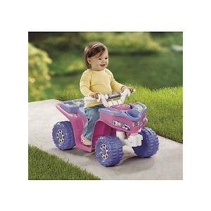 Barbie(バービー) LIL' TRAIL RIDER ATV ドール 人形 フィギュア