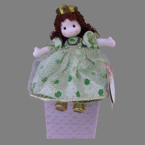 Irish Princess Collectible Musical Doll ドール 人形 フィギュア