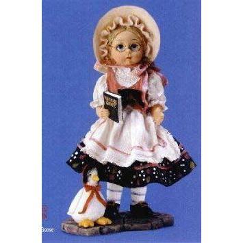Madame Alexander (マダムアレクサンダー) Collectibles Mother Goose Figurine ドール 人形 フィギュア
