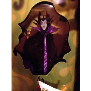 Mattel (マテル社) MALEFICENT Disney (ディズニー)doll Great Villains Collection ドール 人形 フィギ