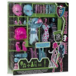 Monster High (モンスターハイ) Create-A-Monster Blob-Ice Girl Starter Set ドール 人形 フィギュア