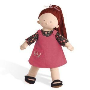 North American Bear (ノースアメリカンベア) Company Rosy Cheeks Big Sister 赤head ドール 人形 フィ