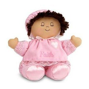 Personalized Extra Soft Baby Doll - Hispanic - New Baby Gift ドール 人形 フィギュア