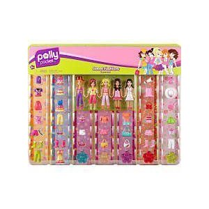 Polly Pocket Pretty Packets Sweet Fashions Superset