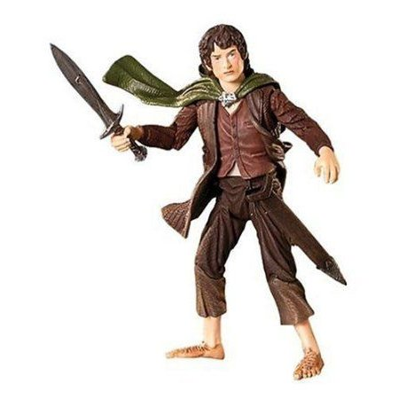 The Lord of the Rings: Return of the King Deluxe Poseable フィギュア - 7.5