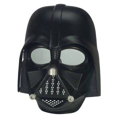 スターウォーズ ダースベーダー なりきり マスク Star Wars Darth Vader Mask 「海外直送品・」