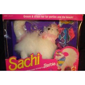 Sachi the Preetiest Puppy Belongs to Barbie(バービー) ドール 人形 フィギュア