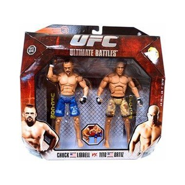 UFC デラックス 2パック #03 ティト オーティス & チャック リデル