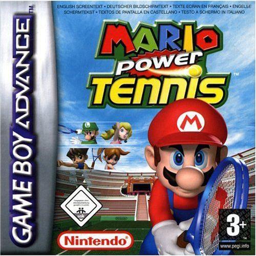 Mario Tennis Power Tour (輸入版)
