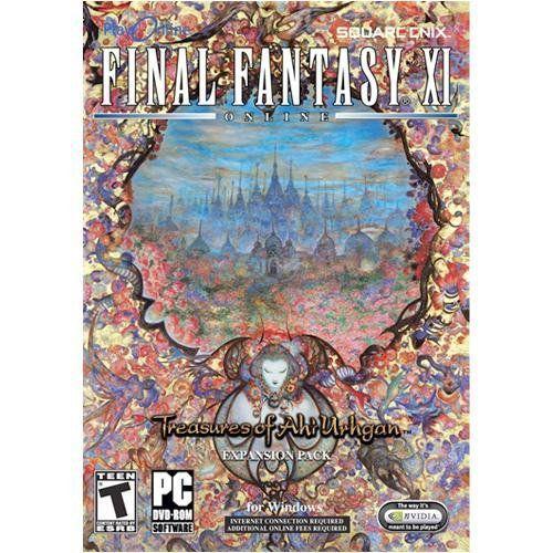 Final Fantasy XI Online : Treasures of Aht Urhgan (輸入版)