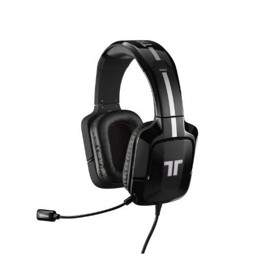 TRITTON Pro+ 5.1 Surround Gaming Headset for PS4, PS3, and X360- 黒