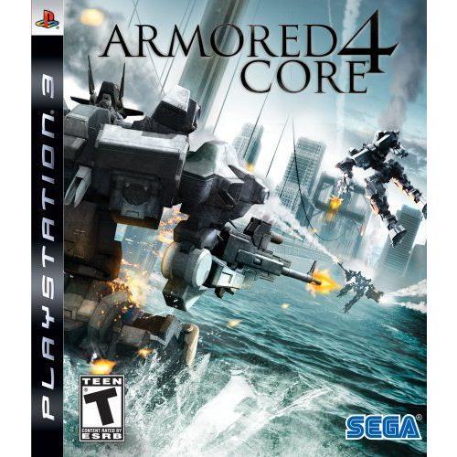Armo赤 Core 4(輸入版)