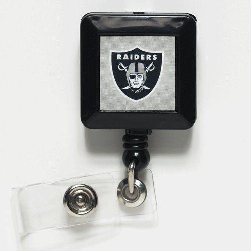 格安販売の Oakland Raiders Pack Retractable Badge Holder Holder Retractable 2 Pack, バーリントン:a537a042 --- airmodconsu.dominiotemporario.com