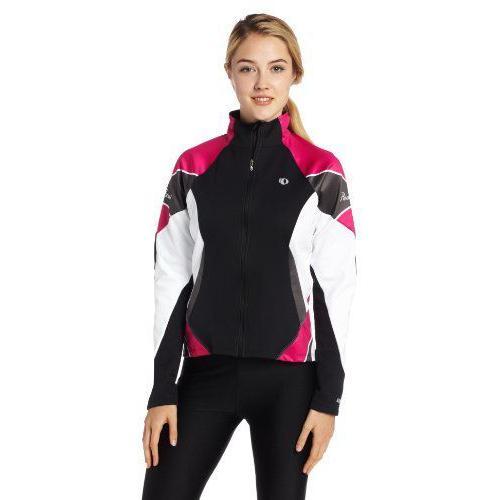 Pearl Izumi Women's Elite Softshell Jacket X-Large Berry