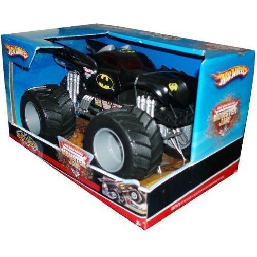 Hot Wheels: Monster Jam 1:24 スケール - USHRA Batmanミニカー モデルカー ダイキャスト
