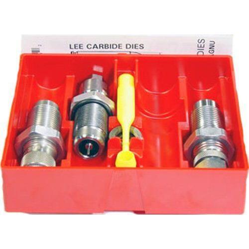 Lee Precision .44 Magnum Carbide 3-Die Set (銀)