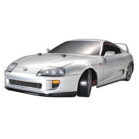 58392 1/10 Toyota Supra Drift Kit TT01D プラモデル 模型 モデルキットおもちゃ