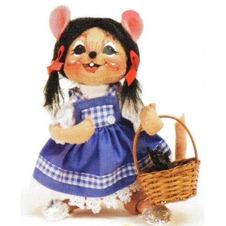 Annalee Wizard of Oz Dorothy Mouse Doll ドール 人形 フィギュア