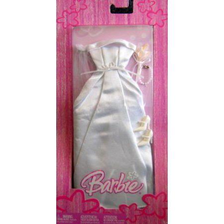 Barbie(バービー) Fashions - Wedding Gown (2005) ドール 人形 フィギュア