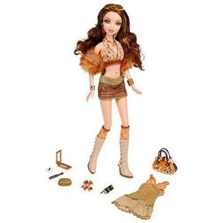 Barbie(バービー) My Scene My Bling Bling Chelsea Doll ドール 人形 フィギュア