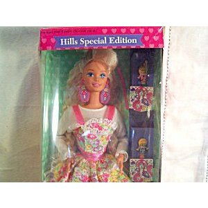 Barbie(バービー) Polly Pocket Hills Special Edition ドール 人形 フィギュア