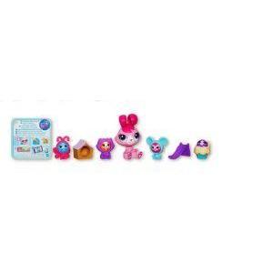 Littlest Pet Shop (リトルペットショップ) - Sweet Garden Fun - Includes: Bunny #3195 , Puppy friend