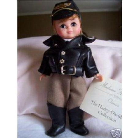 Madame Alexader Harley Davdison Billy - #17410 ドール 人形 フィギュア