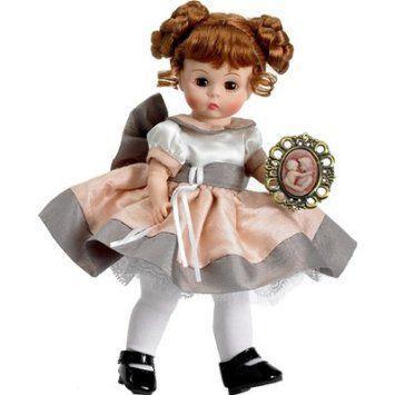 Madame Alexander (マダムアレクサンダー) Dolls Grandma's Favorite Cameo, 8