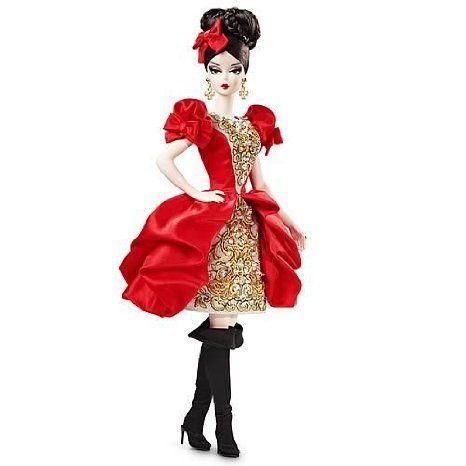 Mattel (マテル社) 2011 Barbie(バービー) Fashion Model Russia Darya Doll ドール 人形 フィギュア