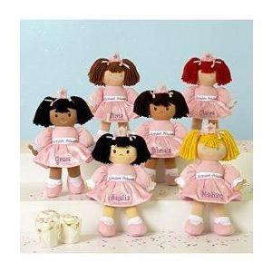 Personalized Birthday Princess Doll - Birthday Gift ドール 人形 フィギュア