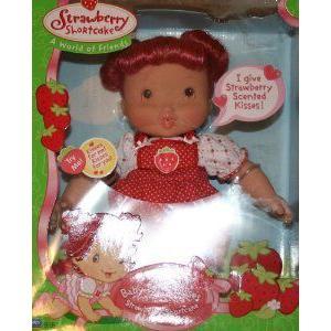 Strawberry Shortcake Baby Berry Kisses Doll ドール 人形 フィギュア