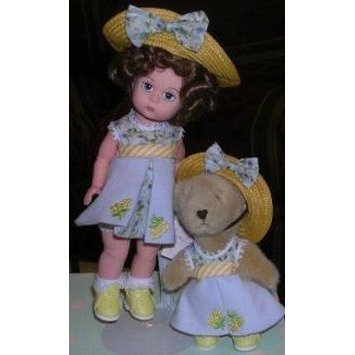 Teddy And Me Collecting Bears 8 Inch Alexander ドール 人形 フィギュア