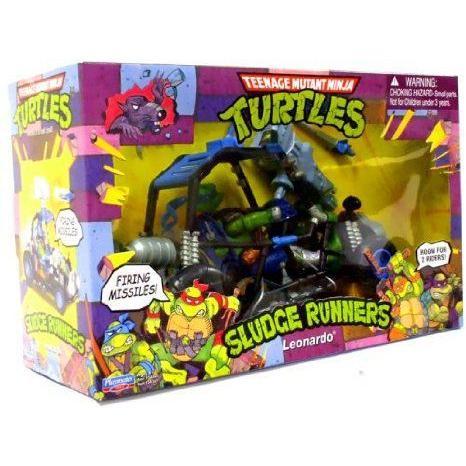 Teenage Mutant Ninja Turtles (ミュータント ニンジャ タートルズ) Sludge Runners - Leonardo