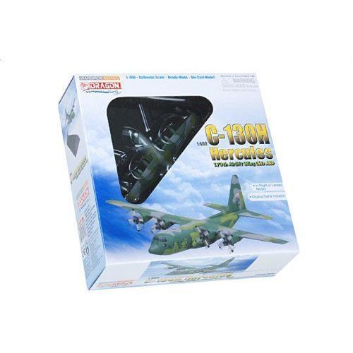 1:400 ドラゴンモデルズ 56297 ロックヒード C-130H ヘラクレス ダイキャスト モデル USAF 179th AW 164t