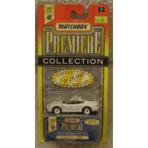1997 MATCHBOX PREMIERE コレクション EXOTICS コレクション ASTON MARTIN DB-7- 限定品 OF 25,000-WORLD