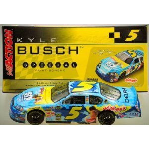 Action - NASCAR - Kyle Busch (ブッシュ) #5 - 2006 Chevrolet (シボレー) Monte Carlo - Kellogg's / I
