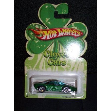 Hot Wheels (ホットウィール) 2008 Clover Cars Pontiac Banshee Wal-Mart Exclusive St. Patrick's Day