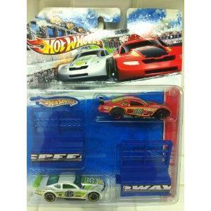 Hot Wheels (ホットウィール) Racing Kits STOCK CARS #'s 08 and 35 (6 of 12) 2011 ミニカー ミニチュ