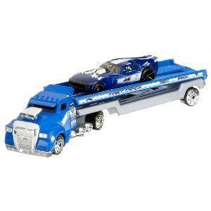 トラックin' Transporters-Camion Alien Artifact Recon Unit ミニカー ミニチュア 模型 プレイセット自