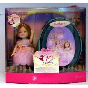 Barbie(バービー) in the 12 Dancing Princesses Kathleen ドール 人形 フィギュア