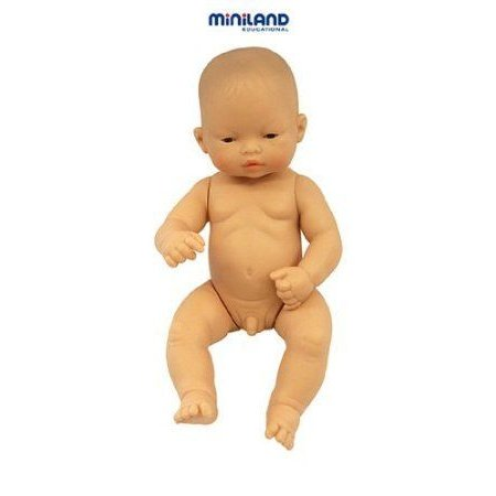 * NEWBORN BABY DOLL ASIAN BOY 12-5/8 ドール 人形 フィギュア