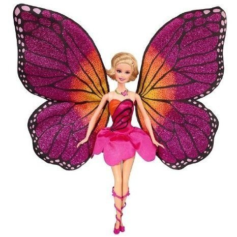 Brand New MARIPOSA Barbie(バービー) Mariposa & the Fairy Princess Deluxe Doll | Mattel (マテル社)