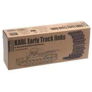 Trumpeter 1/35 Karl Early Workable Track Link Set (288 Links) ミニカー ミニチュア 模型 プレイセッ
