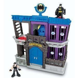 Fisher-Price (フィッシャープライス) Imaginext DC Super Friends Gotham City Jail