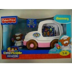Fisher Price (フィッシャープライス) CHILD Holly Holstein Ice Cream Truck
